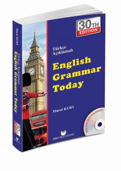 ENGLİS GRAMMER TODAY