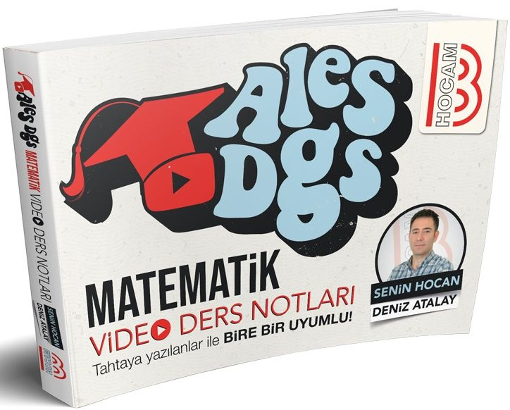 ALES DGS MATEMATİK VİDEO DERS NOT.-2020